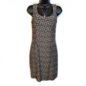 Rampage Sleeveless Sheath Dress Floral Vintage - 7